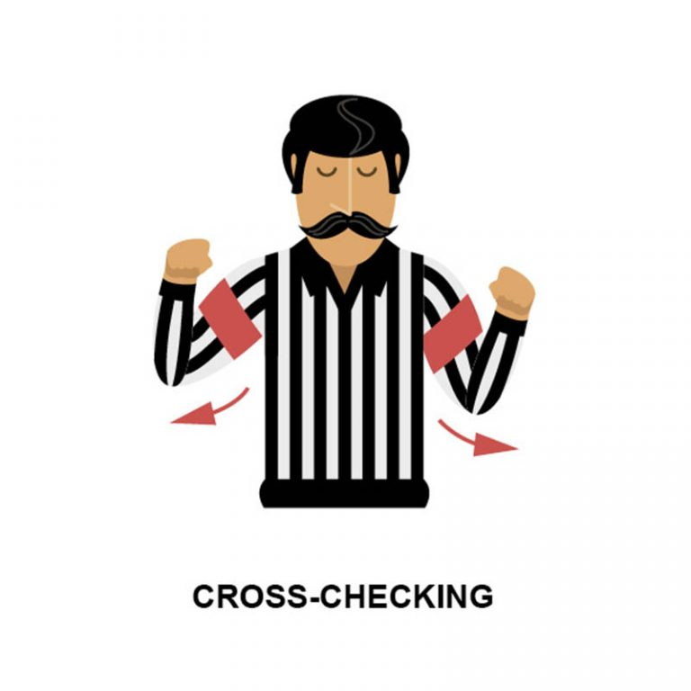 CROSS-CHECKING
