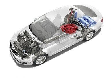 ŠKODA Plus: Významný nárůst prodejů ojetých vozů s pohonem na CNG
