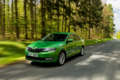 ŠKODA RAPID – the family favourite