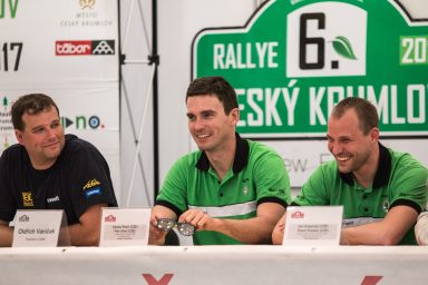 Rally Hustopeče: Kopecký/Dresler face WRC 2 leaders Tidemand/Andersson