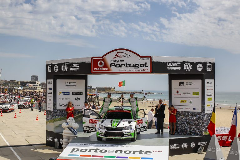 Rally Portugal 2017