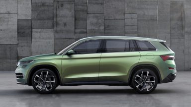 ŠKODA at the Geneva Motor Show 2016 - Press Kit