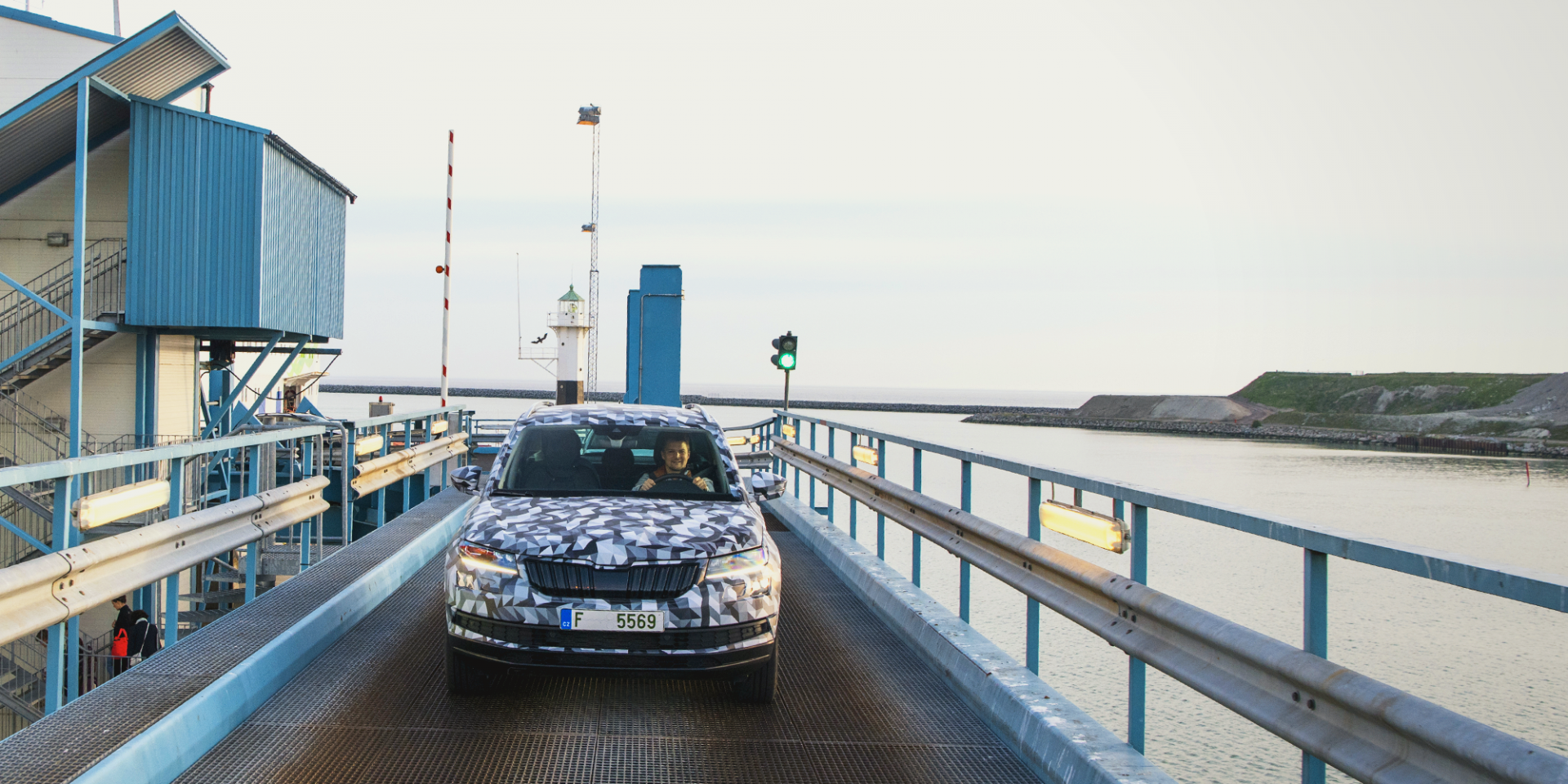 Road toStockholm with the KAROQ, Part2: Germany