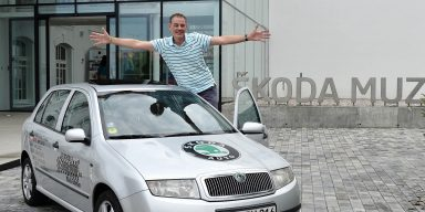 Million Kilometres in a FABIA