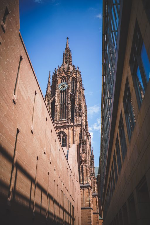 The Frankfurt Cathedral