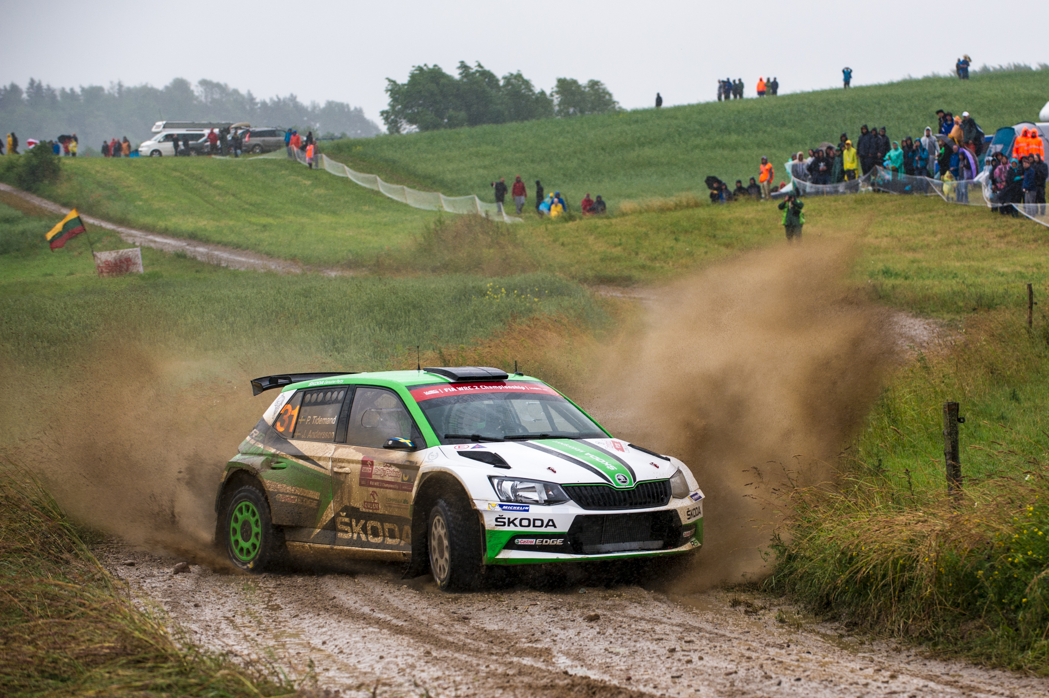 Výsledek obrázku pro Rally Polsko 2017
