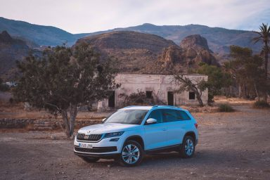ŠKODA supports Spanish Mecca of western films with new mobility project 'The Desert Cowboys'