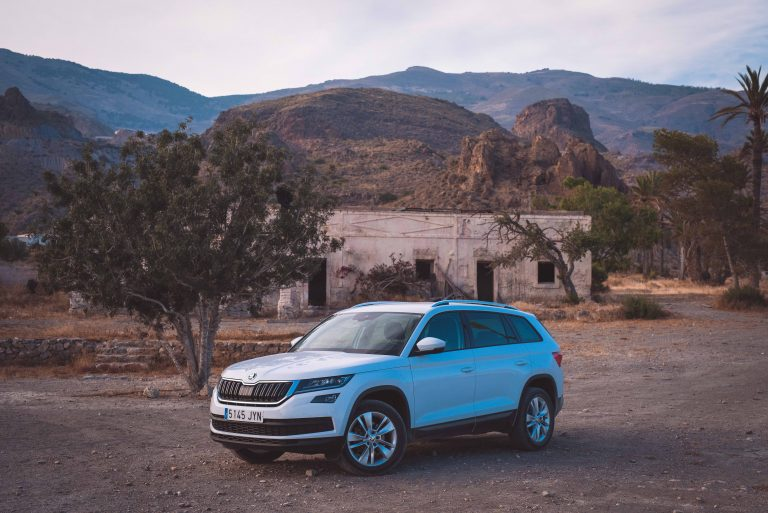 ŠKODA mobility project 'The Desert Cowboys' supports Spanish Mecca of western films