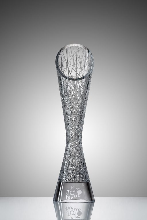 Tradition meets emotion: ŠKODA Design designs Tour de France winner trophies