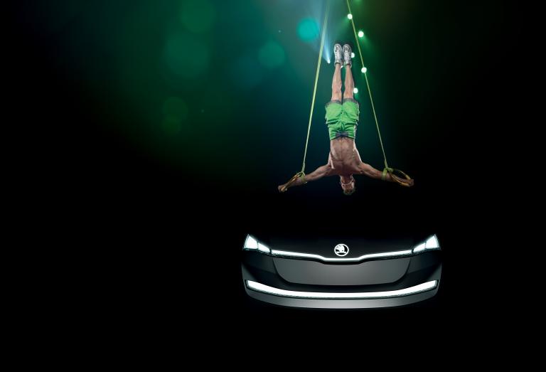 ŠKODA & Cirque du Soleil