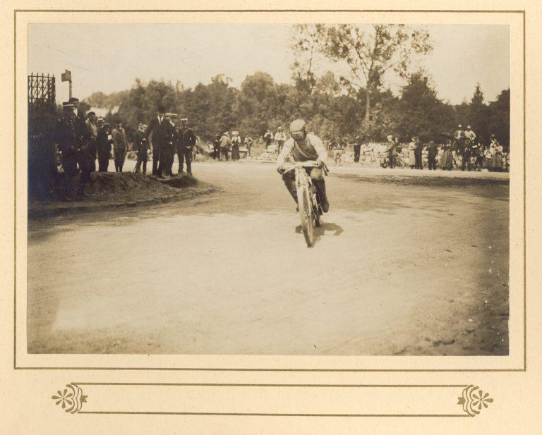 Motocykl L&K, rok 1905