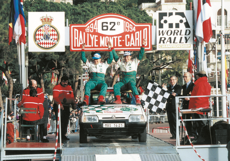 ŠKODA FAVORIT, rok 1994
