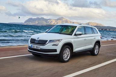 ŠKODA KODIAQ is 'AUTO TEST Winner 2017'