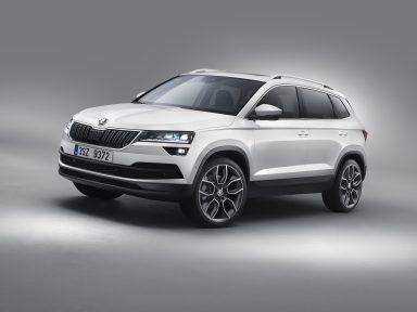 ŠKODA zahajuje předprodej nového SUV KAROQ