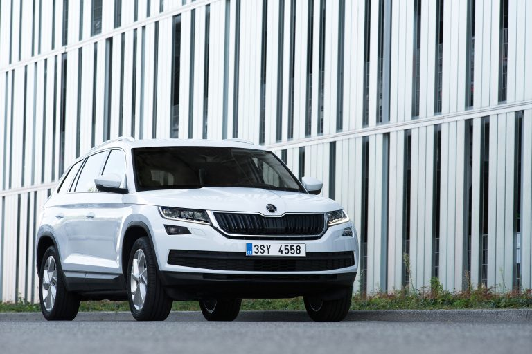 ŠKODA achieves best first half of the year in the company's history