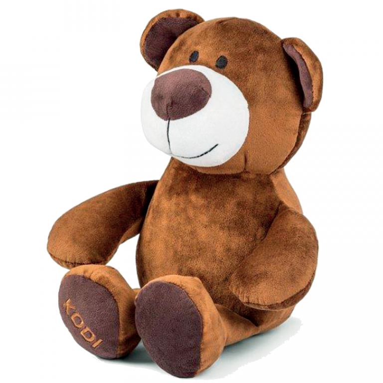 Plyšový medvěd KODIAQ