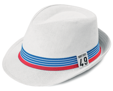 Slaměný klobouk Monte Carlo