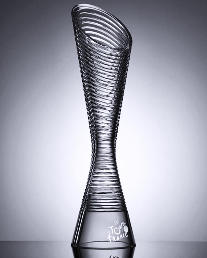 SKODA Design Designs Tour De France Winner Trophies