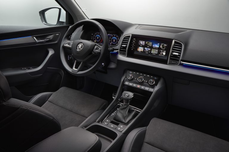 The features shared by all ŠKODA SUVs