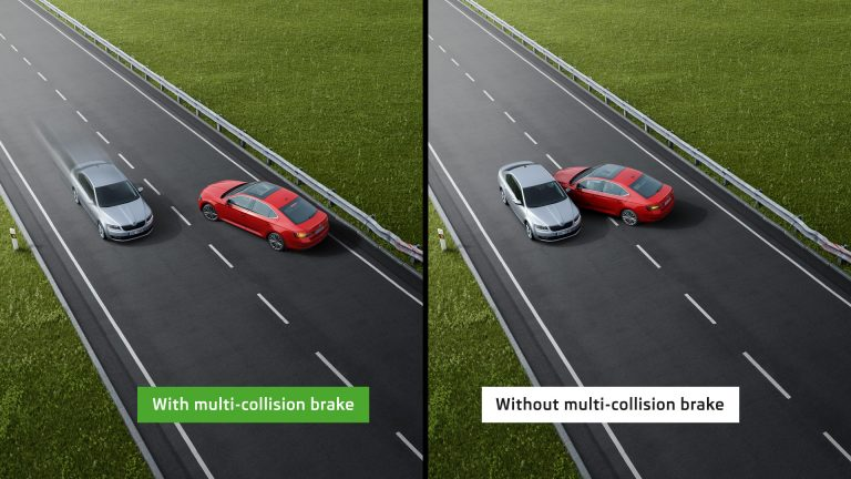 Multi-Collision Brake