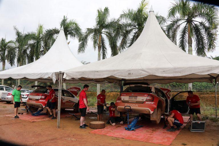 Rally Malajsie 2017