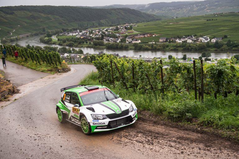 ŠKODA at ADAC Rallye Deutschland