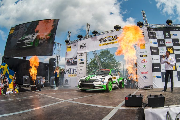 Rally Germany 2017