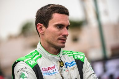 Barum Czech Rally Zlín: Reigning champions Kopecký/Dresler aiming for home win for ŠKODA