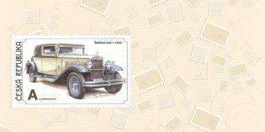 ŠKODA Cars onPostage Stamps