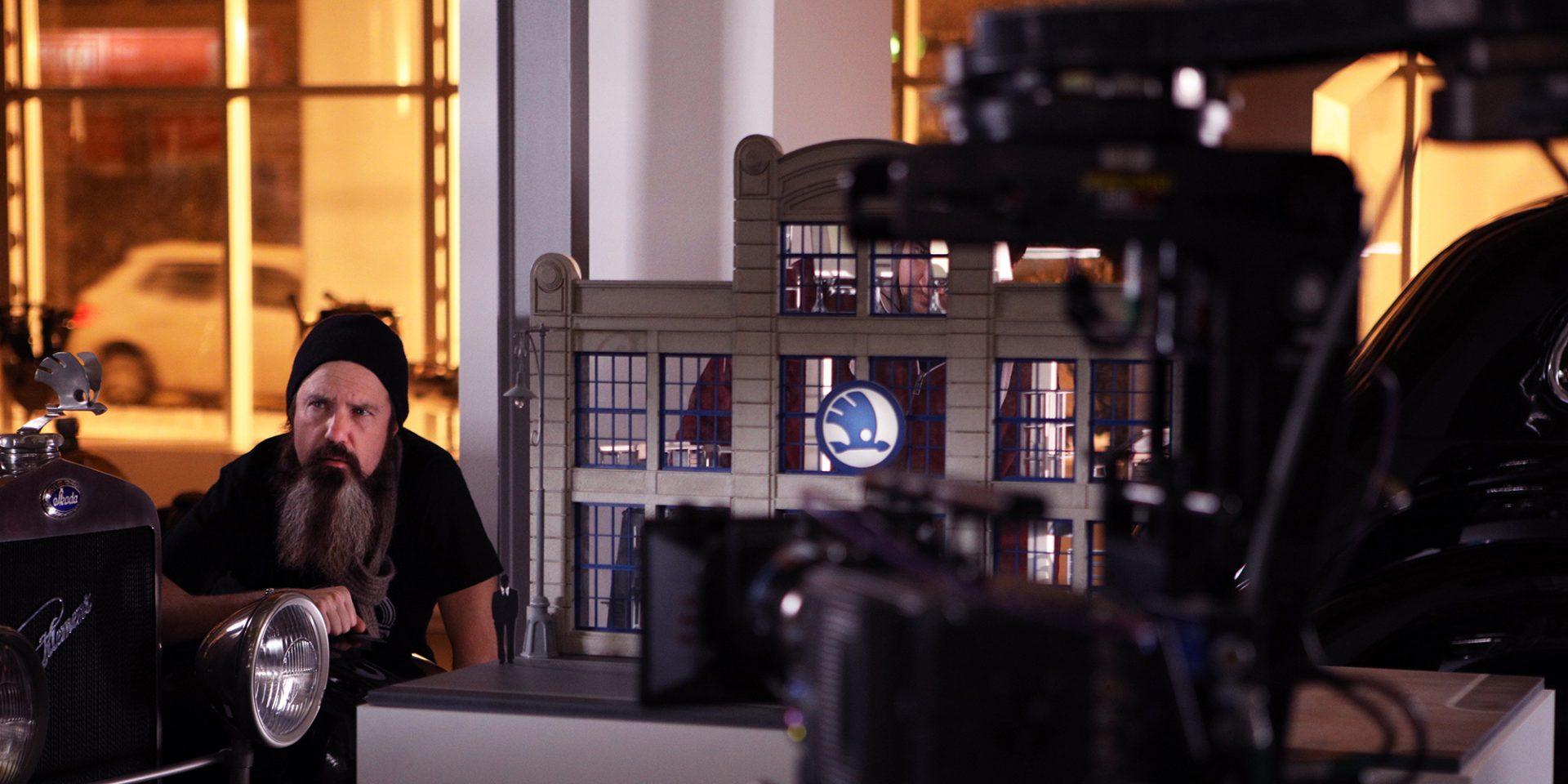 Film ofilmu: Jak vznikal příběh loga ŠKODA