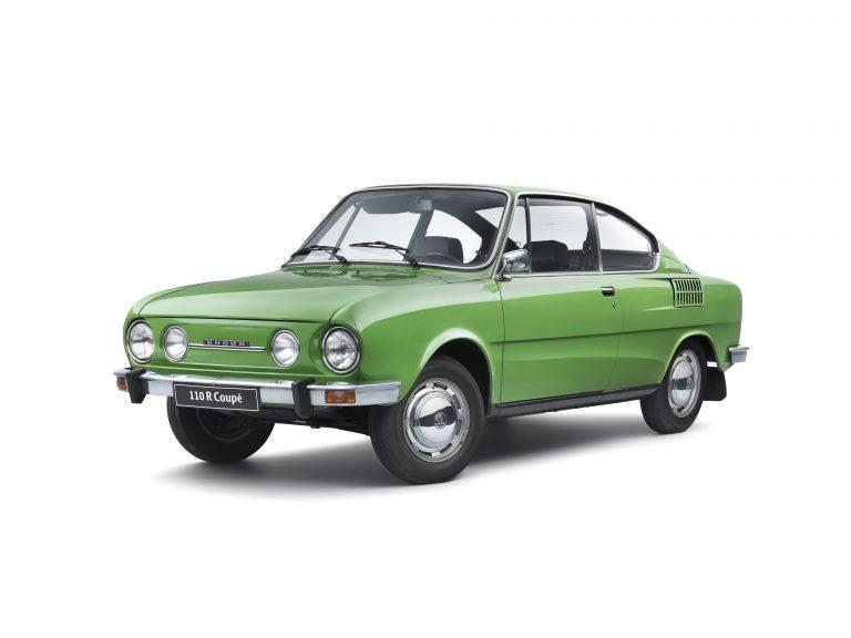 ŠKODA 110 R - 1970