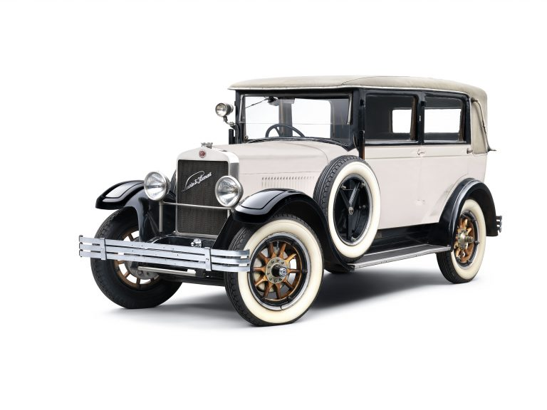 LAURIN & KLEMENT 110 - 1925