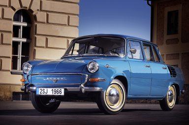 ŠKODA 1000 MB - 1964