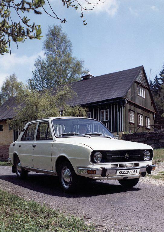 ŠKODA 105/120/130 - 1976