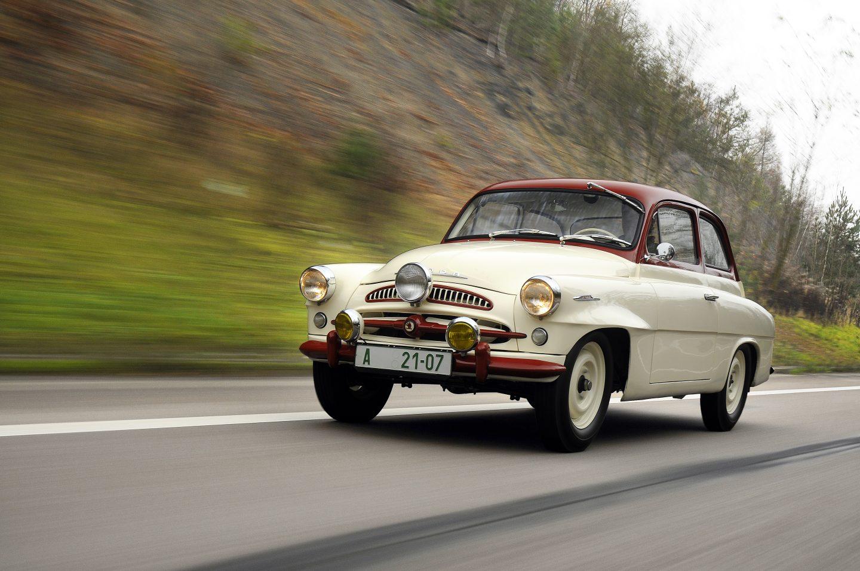 ŠKODA SPARTAK - 1955