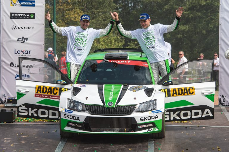 ADAC Rally Germany