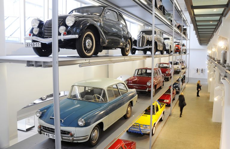 ŠKODA Museum writes record figures