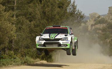 ŠKODA do Španělské RallyRACC Catalunya nasadí českého šampióna Kopeckého a nováčka Nordgrena