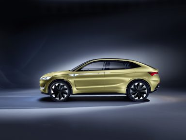 ŠKODA AT IAA FRANKFURT 2017 - Press Kit