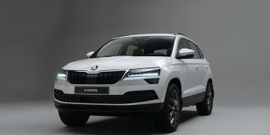 The New ŠKODA KAROQ Introduced. Check It Out