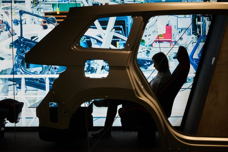 IT girls are changing the car of the future