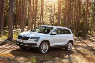ŠKODA KAROQ: Zahájen prodej a testovací jízdy