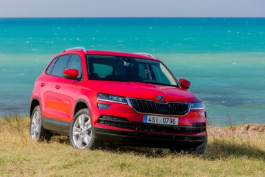 ŠKODA KAROQ – Press Kit