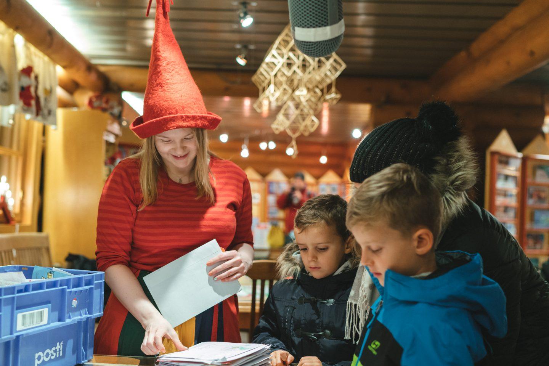 Vánoční expedice, Rovaniemi