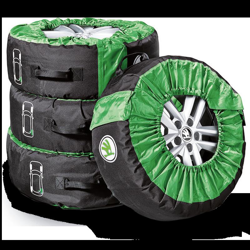 Sada obalov na pneumatiky