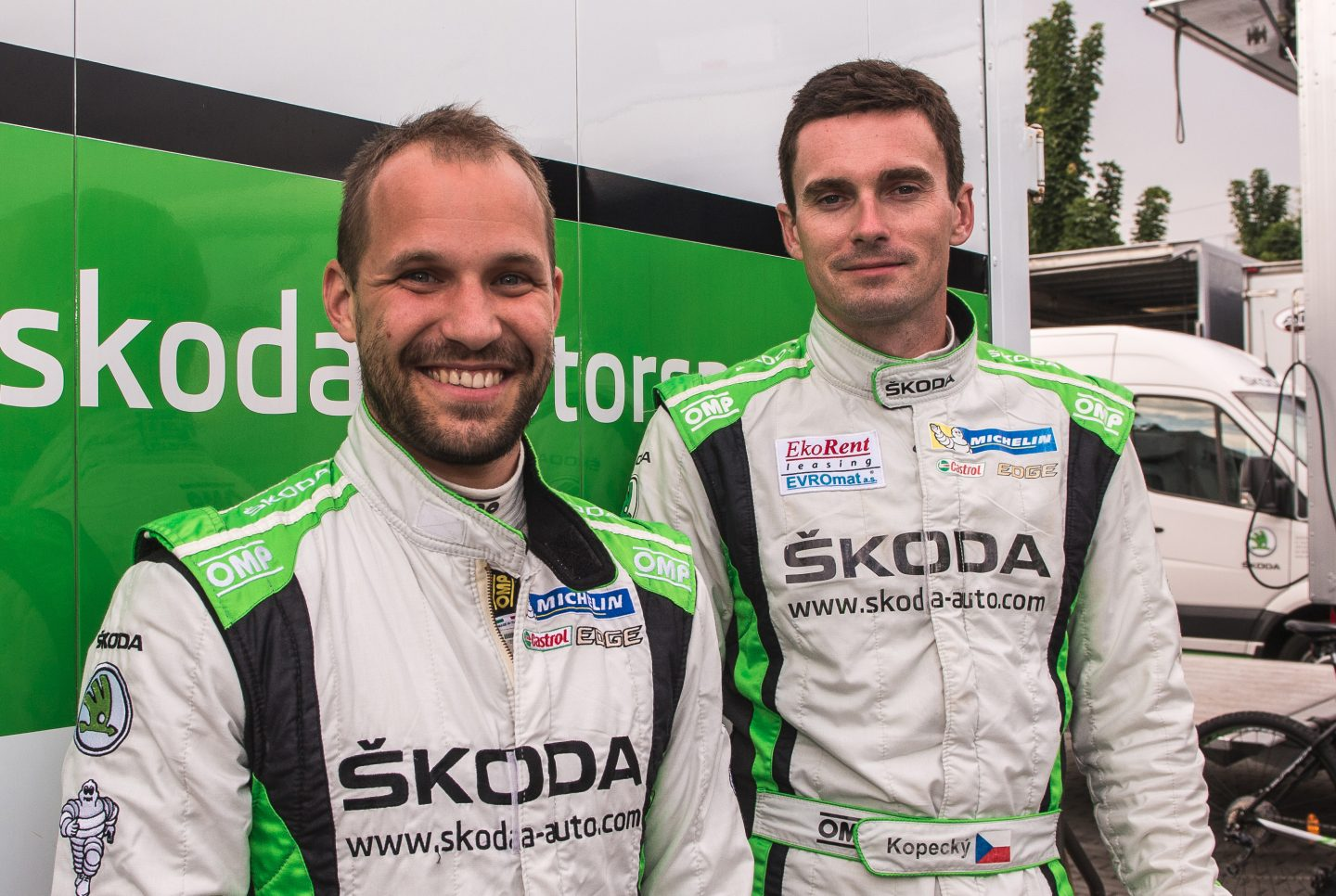 ŠKODA Motorsport Crews 2018