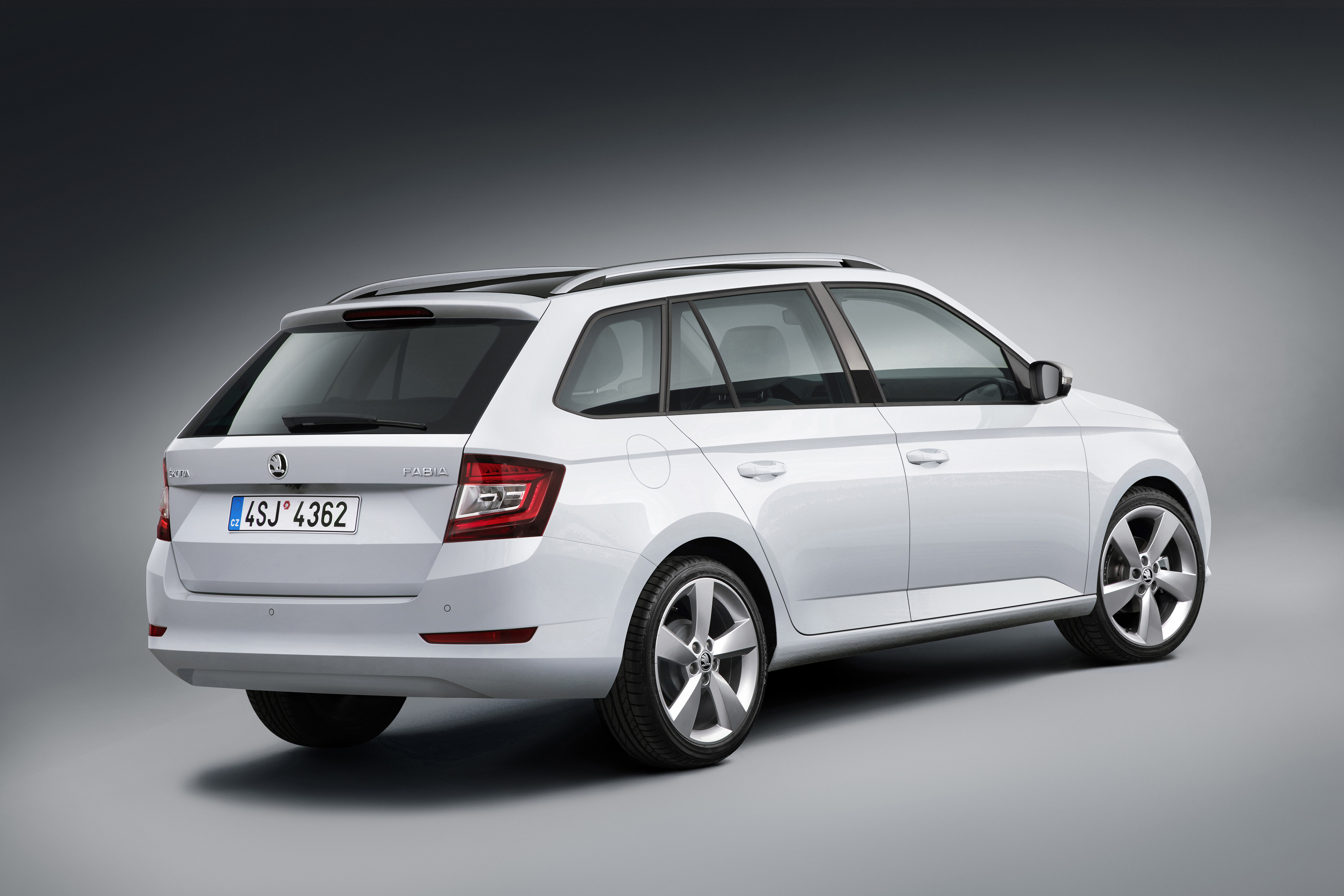 The Skoda Fabia A Brushed Up Design And New Technology