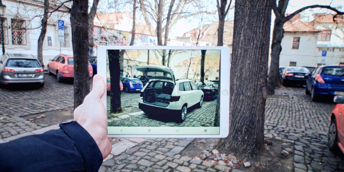 Park a KAROQ in front of your house - or on your shelf