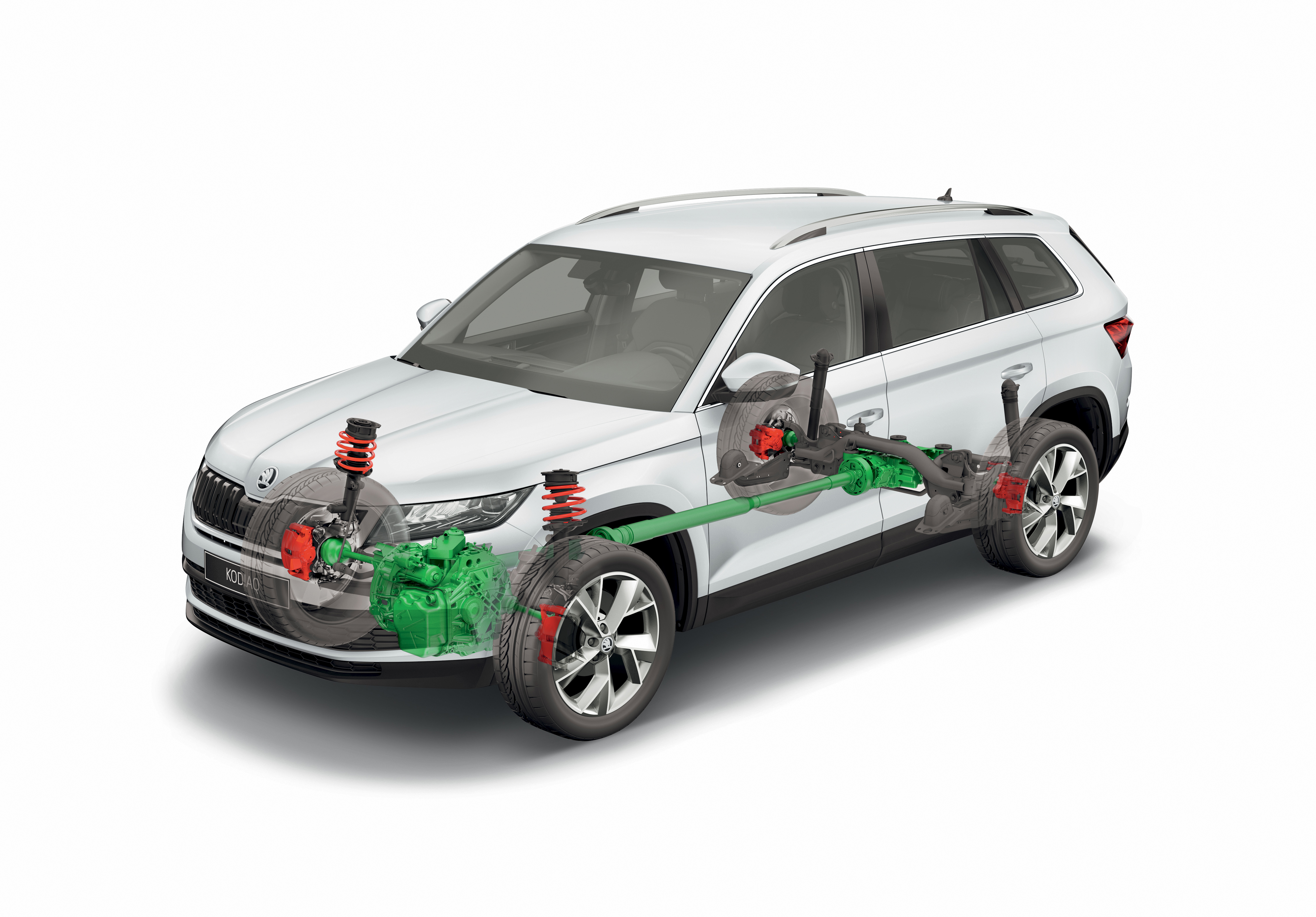 For every terrain and requirement: SKODA offers a wide range of models with 4×4 drive - Image 1