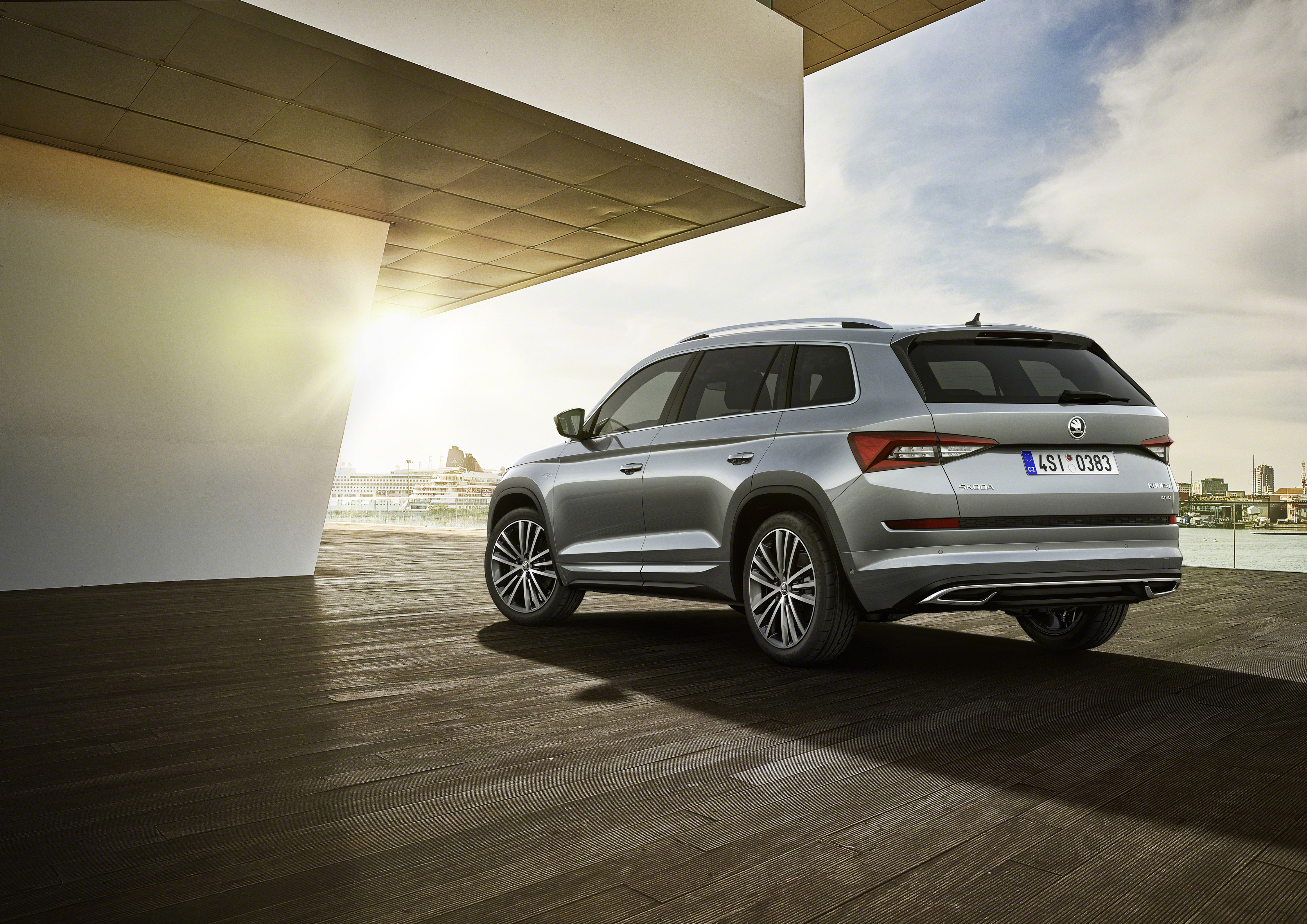 Three Wins For Skoda Kodiaq Octavia Scout And Superb Crowned All